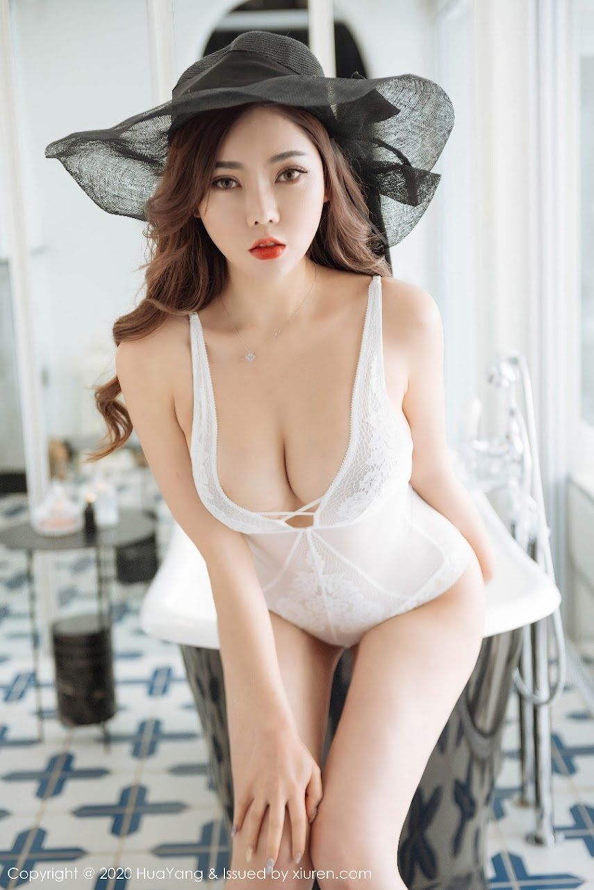 [HuaYang] 2020-07-20 Vol.258 Chai Wanyi Averie
